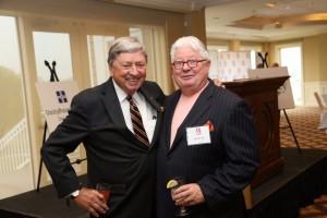Stanley Reynolds and Jack Morlan